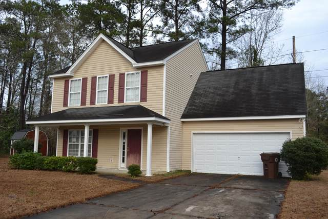 304 Eagleston Drive, Moncks Corner, SC 29461 (#21004491) :: The Gregg Team