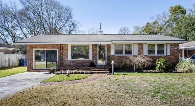 1349 Ashley Hall Road, Charleston, SC 29407 (#21004518) :: The Cassina Group