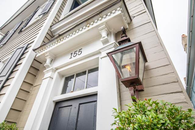155 Tradd Street, Charleston, SC 29401 (#21004534) :: The Cassina Group