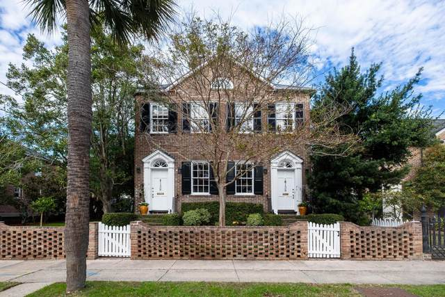 138 S Battery A& B, Charleston, SC 29401 (#21004552) :: The Cassina Group