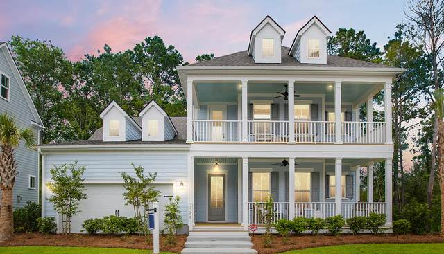 2300 Braided Lane, Mount Pleasant, SC 29466 (#21004599) :: The Cassina Group