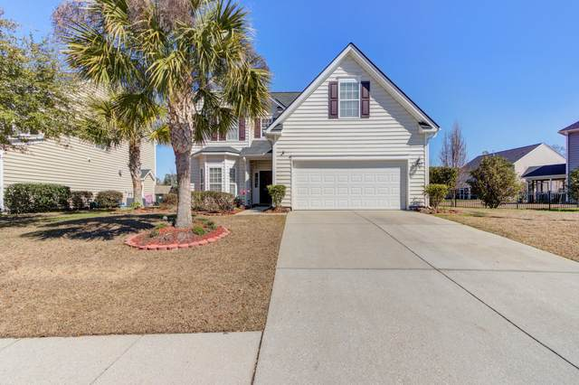 5235 Mulholland Drive, Summerville, SC 29485 (#21004600) :: Realty ONE Group Coastal