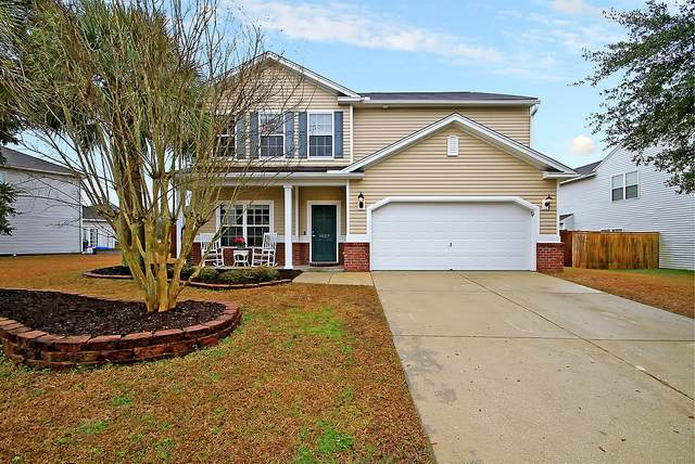 9627 N Carousel Circle, Summerville, SC 29485 (#21004623) :: Realty ONE Group Coastal