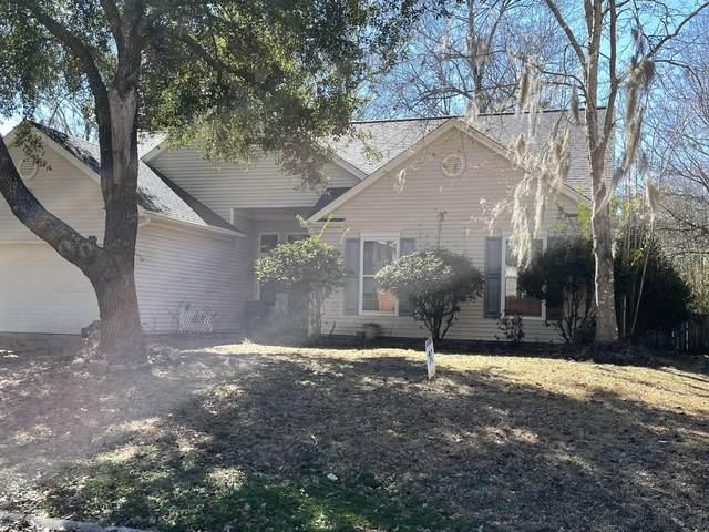 8526 Stonebridge Drive, North Charleston, SC 29420 (#21004654) :: The Cassina Group