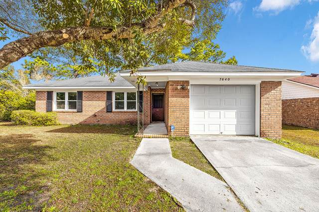 7640 Corley Drive, North Charleston, SC 29418 (#21004677) :: The Cassina Group