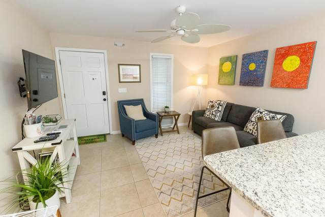2057 Middle Street #6, Sullivans Island, SC 29482 (#21004705) :: The Cassina Group