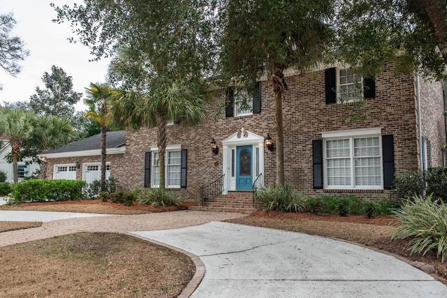 749 Dragoon Drive, Mount Pleasant, SC 29464 (#21004709) :: The Cassina Group