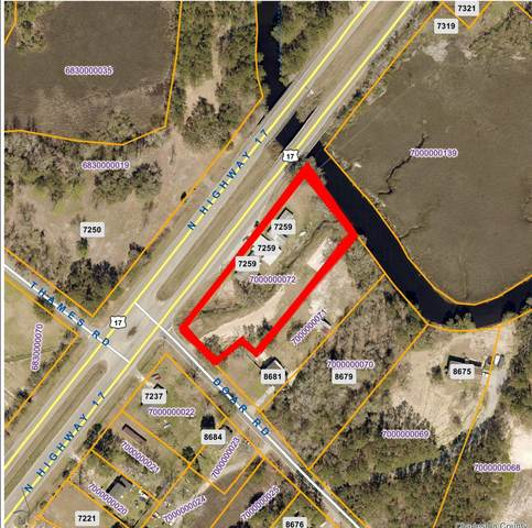 7259 N N Highway 17, Awendaw, SC 29429 (#21004731) :: The Cassina Group