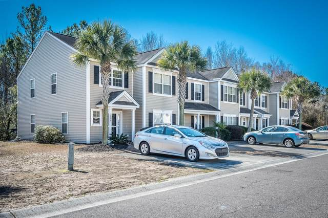 1295 Island Club Drive C, Charleston, SC 29492 (#21004744) :: The Cassina Group