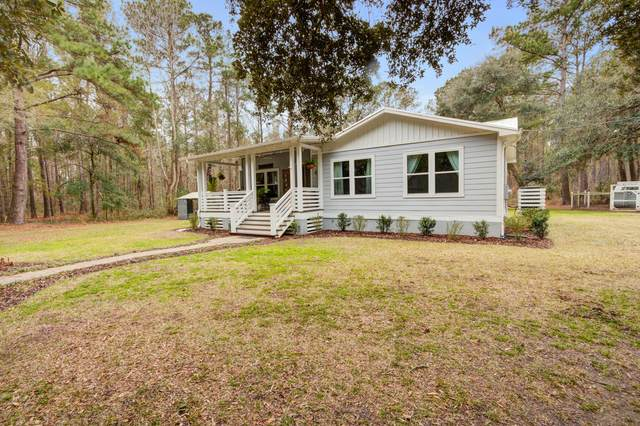 1033 Milcrest Drive, Awendaw, SC 29429 (#21004759) :: The Cassina Group