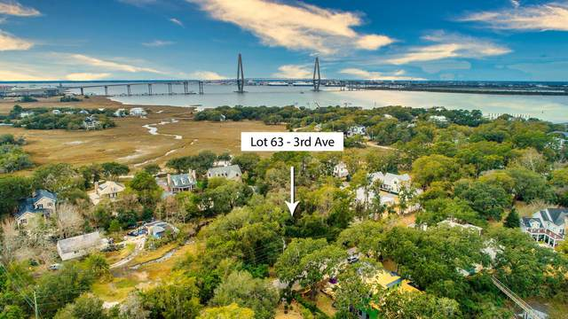 3 Rd Avenue, Mount Pleasant, SC 29464 (#21004812) :: Realty ONE Group Coastal