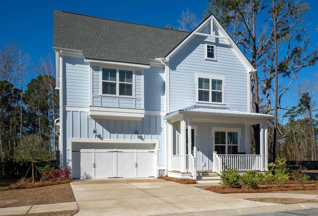 2866 Dragonfly Circle, Mount Pleasant, SC 29466 (#21004818) :: The Cassina Group