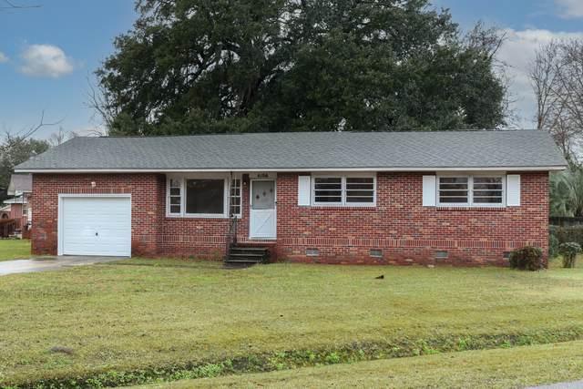 4106 Olivia Drive, North Charleston, SC 29418 (#21004833) :: The Cassina Group