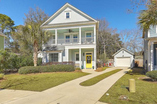 1150 Wexford Park, Mount Pleasant, SC 29466 (#21004841) :: The Cassina Group