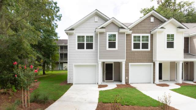 4686 Palm View Circle, North Charleston, SC 29418 (#21004896) :: The Cassina Group