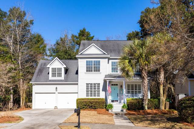 3609 W Higgins Drive, Mount Pleasant, SC 29466 (#21004902) :: The Cassina Group