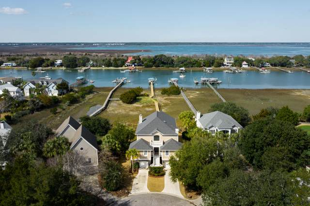 8 Ensign Court, Isle Of Palms, SC 29451 (#21004938) :: The Cassina Group