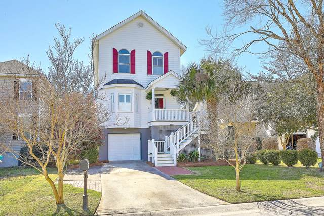 819 Harbor Place Drive, Charleston, SC 29412 (#21004940) :: The Cassina Group
