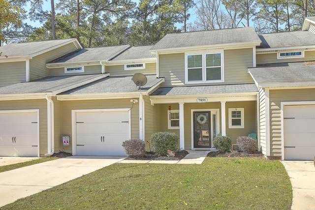 7851 Wilderness Trail 8B, North Charleston, SC 29418 (#21004963) :: The Cassina Group