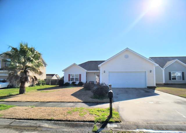 7685 Eagle Lake Road, North Charleston, SC 29418 (#21004965) :: The Cassina Group