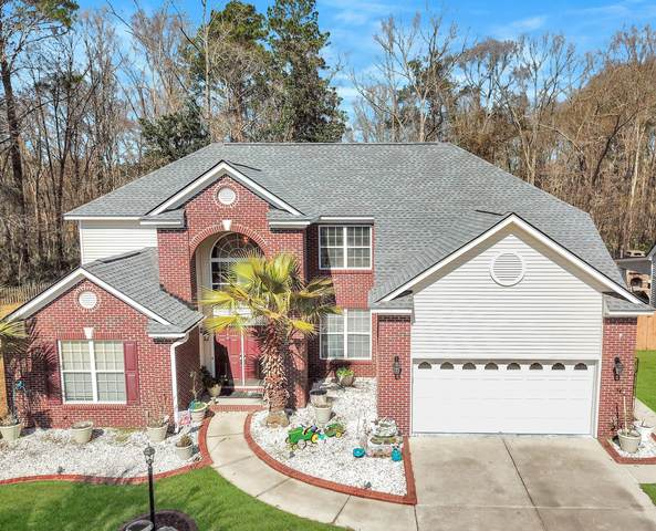 808 Beverly Drive, Summerville, SC 29485 (#21004968) :: The Cassina Group