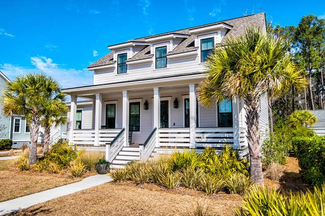 3822 Fifle Street, Mount Pleasant, SC 29466 (#21004971) :: The Cassina Group