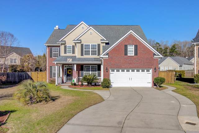 107 Keller Spring Court, Summerville, SC 29485 (#21004986) :: The Cassina Group