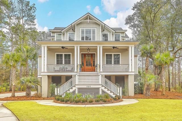 323 Martins Creek Lane, Charleston, SC 29492 (#21004997) :: The Cassina Group