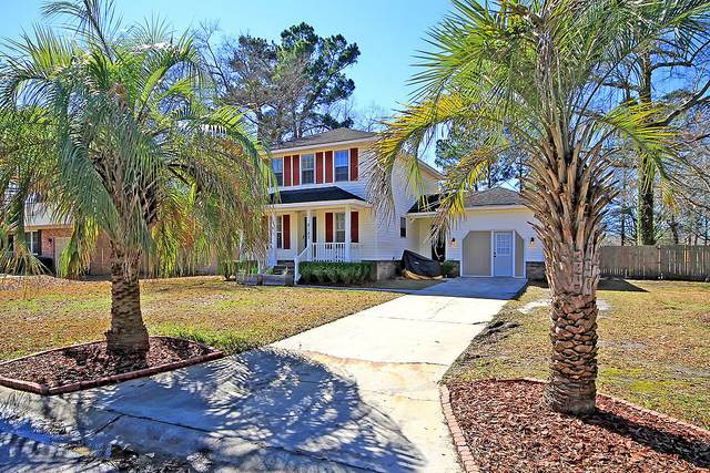 8183 Courtwood Road, North Charleston, SC 29406 (#21005003) :: The Cassina Group