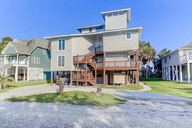 608 Pompano Street, Edisto Island, SC 29438 (#21005018) :: The Cassina Group