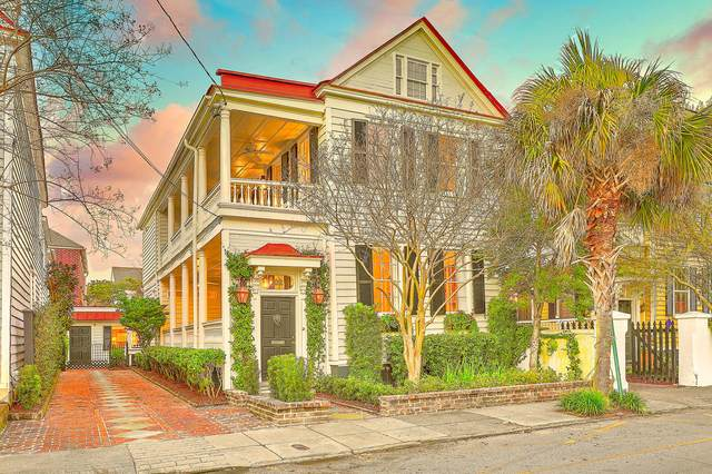 102 Queen Street, Charleston, SC 29401 (#21005047) :: Realty ONE Group Coastal