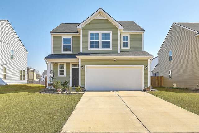 1419 Hermitage Lane, Ladson, SC 29456 (#21005096) :: The Cassina Group