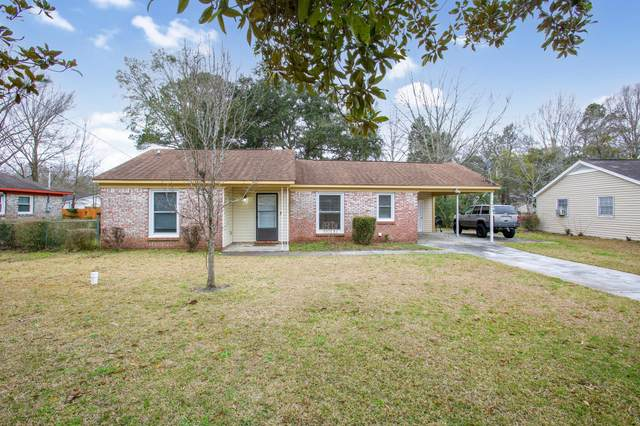 7643 Midwood Drive, North Charleston, SC 29420 (#21005118) :: The Cassina Group