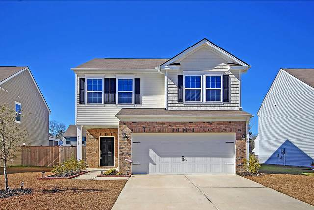 5218 American Holly Lane, Ladson, SC 29456 (#21005126) :: The Cassina Group