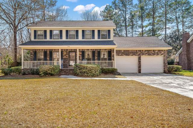 106 Thrush Lane, Summerville, SC 29485 (#21005127) :: The Cassina Group