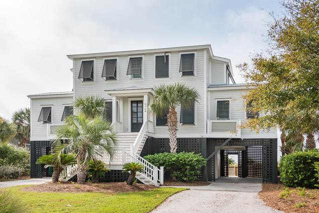 3126 B Palmetto Boulevard #4, Edisto Beach, SC 29438 (#21005130) :: The Cassina Group