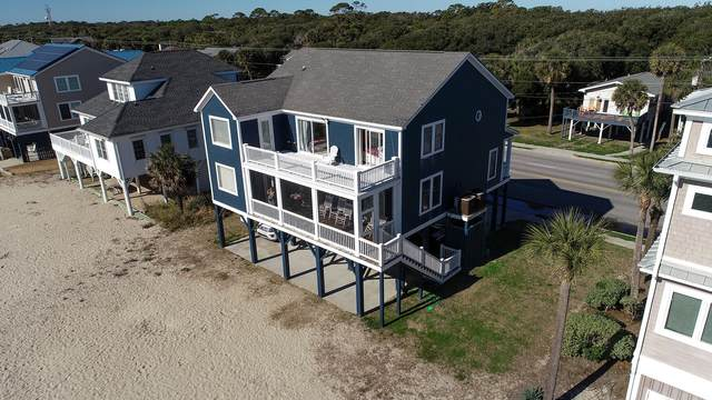 704 Palmetto Boulevard, Edisto Island, SC 29438 (#21005134) :: The Cassina Group