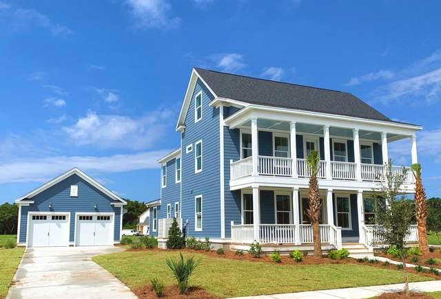 1239 Captain Rivers Drive, Charleston, SC 29412 (#21005159) :: The Cassina Group