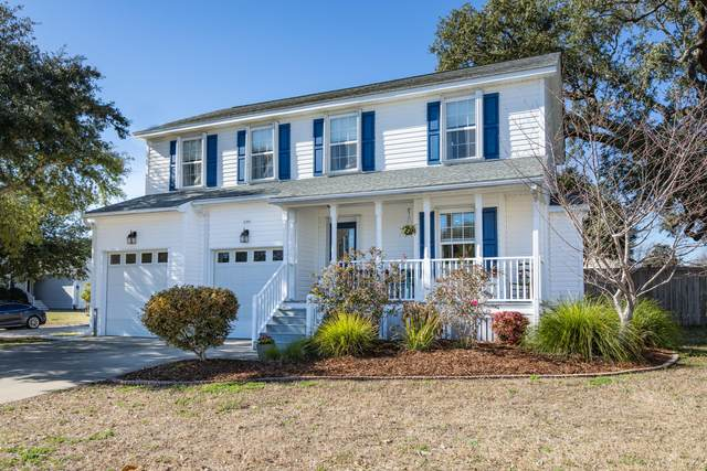 1095 Clearspring Drive, Charleston, SC 29412 (#21005160) :: The Cassina Group