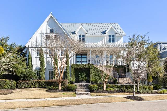 477 Creek Landing Street, Charleston, SC 29492 (#21005194) :: The Cassina Group