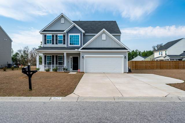 9627 Stockport Circle, Summerville, SC 29485 (#21005195) :: The Cassina Group