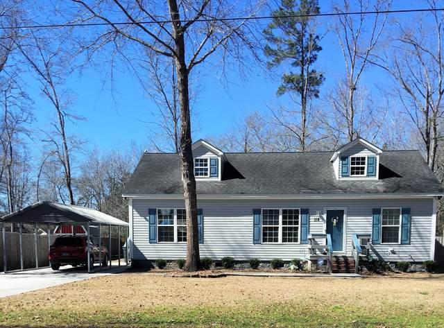 118 James Street, Walterboro, SC 29488 (#21005198) :: The Cassina Group