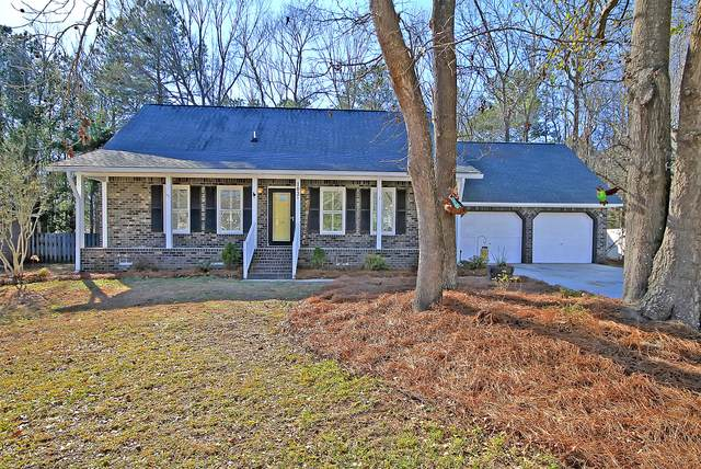 102 Winchester Circle, Goose Creek, SC 29445 (#21005201) :: The Cassina Group