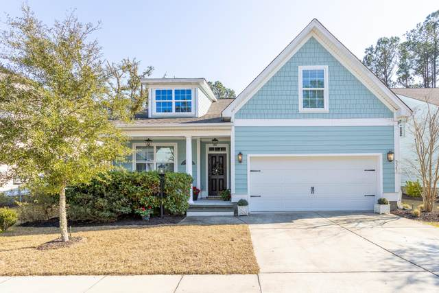 5341 Birdie Lane, Hollywood, SC 29449 (#21005215) :: The Cassina Group