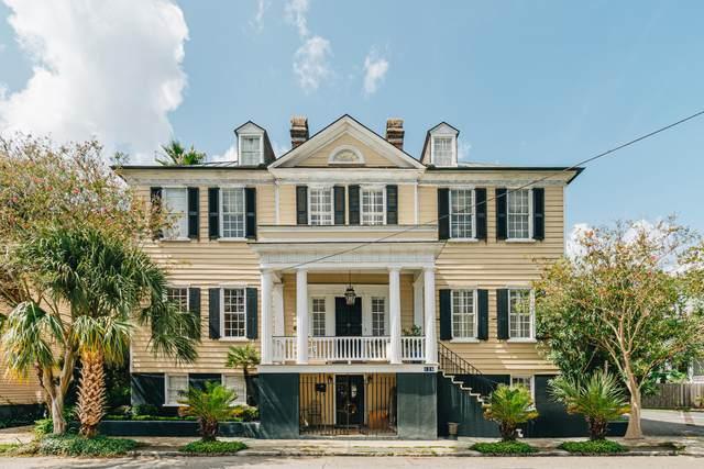 128 Bull Street, Charleston, SC 29401 (#21005246) :: CHSagent, a Realty ONE team