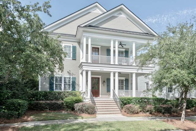 275 Delahow Street, Charleston, SC 29492 (#21005252) :: The Cassina Group