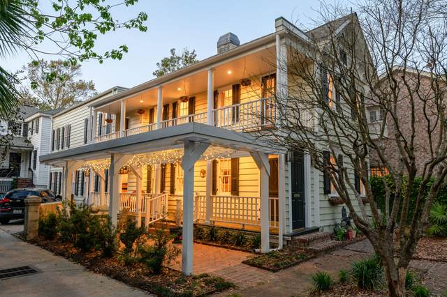 178 Queen Street A, Charleston, SC 29401 (#21005255) :: Realty ONE Group Coastal