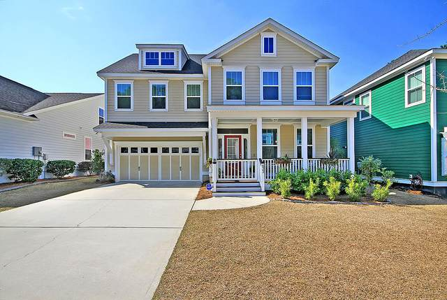 433 Brick Kiln Drive, Summerville, SC 29483 (#21005322) :: The Cassina Group