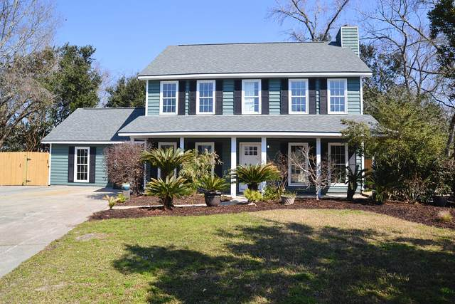 1536 Vantage Point, Mount Pleasant, SC 29464 (#21005356) :: Realty ONE Group Coastal