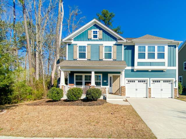 304 Ribbon Road, Summerville, SC 29483 (#21005367) :: The Cassina Group